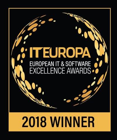 Convene is the SAAS Enterprise IT Award WINNER 2018