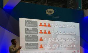 JISC research from BETT show