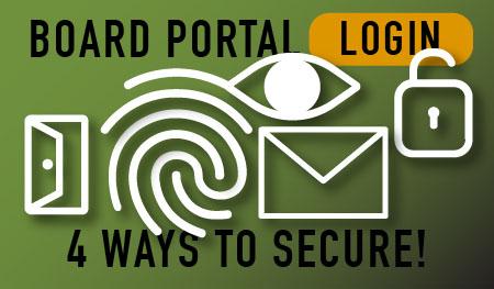 Board Portal Login Security